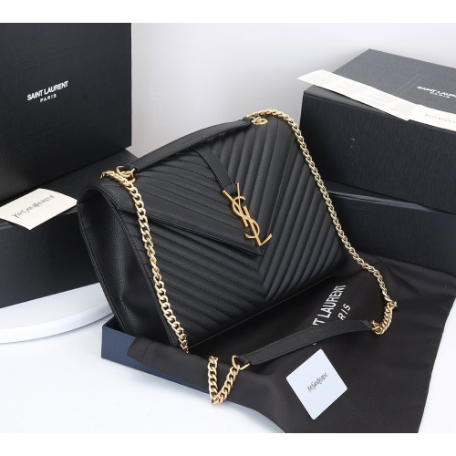 Replica Yves Saint Laurent YSL AAA Messenger Bags #852476 $96.00 USD for Wholesale