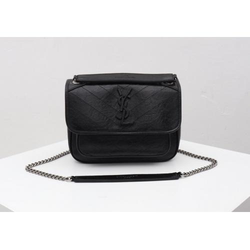 Yves Saint Laurent YSL AAA Messenger Bags #852478 $98.00 USD, Wholesale Replica Yves Saint Laurent YSL AAA Messenger Bags