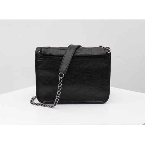 Replica Yves Saint Laurent YSL AAA Messenger Bags #852478 $98.00 USD for Wholesale