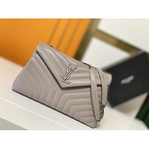 Yves Saint Laurent YSL AAA Messenger Bags #852480 $100.00 USD, Wholesale Replica Yves Saint Laurent YSL AAA Messenger Bags