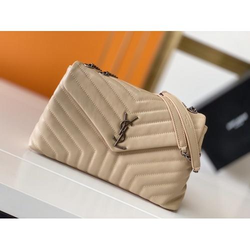Yves Saint Laurent YSL AAA Messenger Bags #852481 $100.00 USD, Wholesale Replica Yves Saint Laurent YSL AAA Messenger Bags