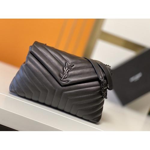 Yves Saint Laurent YSL AAA Messenger Bags #852483 $100.00 USD, Wholesale Replica Yves Saint Laurent YSL AAA Messenger Bags
