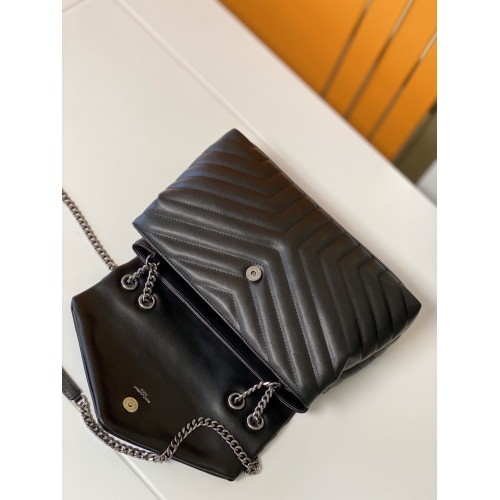 Replica Yves Saint Laurent YSL AAA Messenger Bags #852485 $100.00 USD for Wholesale