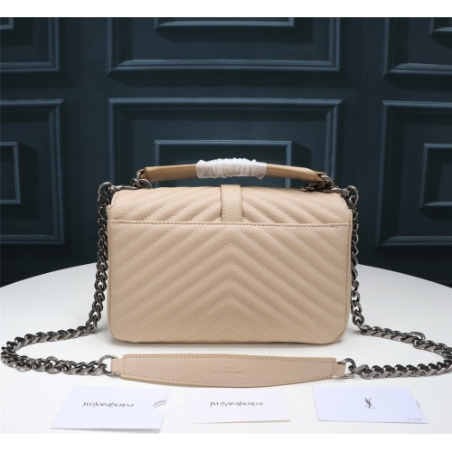 Replica Yves Saint Laurent YSL AAA Messenger Bags #852488 $100.00 USD for Wholesale