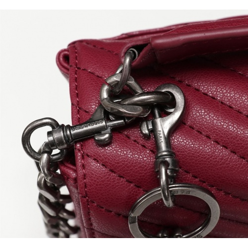 Replica Yves Saint Laurent YSL AAA Messenger Bags #852489 $100.00 USD for Wholesale