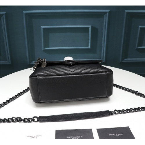 Replica Yves Saint Laurent YSL AAA Messenger Bags #852491 $100.00 USD for Wholesale