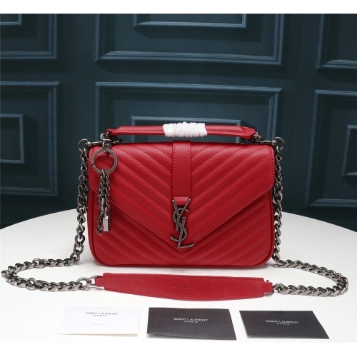 Yves Saint Laurent YSL AAA Messenger Bags #852492 $100.00 USD, Wholesale Replica Yves Saint Laurent YSL AAA Messenger Bags