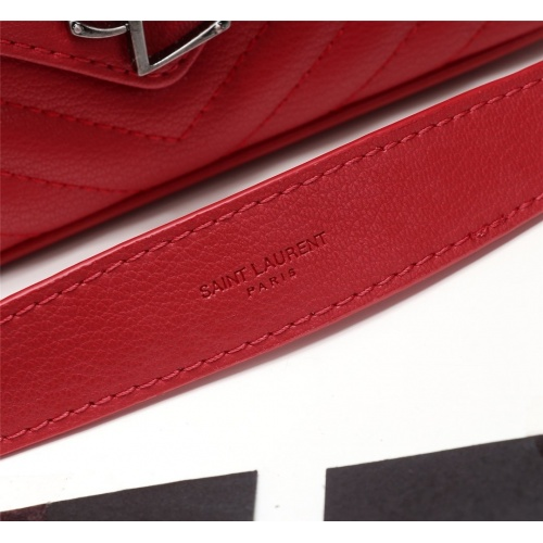 Replica Yves Saint Laurent YSL AAA Messenger Bags #852492 $100.00 USD for Wholesale