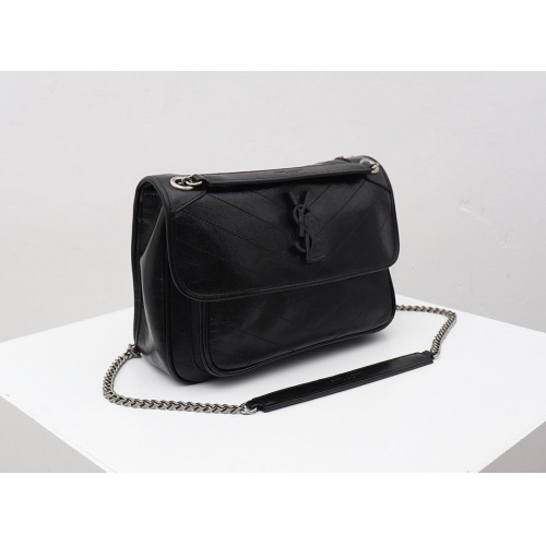 Replica Yves Saint Laurent YSL AAA Messenger Bags #852496 $100.00 USD for Wholesale
