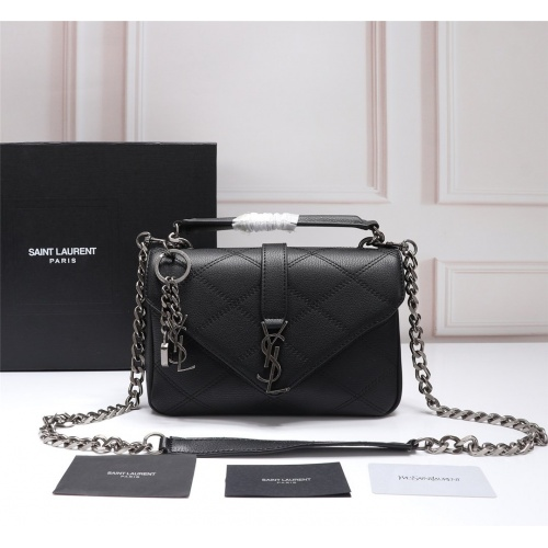Yves Saint Laurent YSL AAA Messenger Bags #852497 $105.00 USD, Wholesale Replica Yves Saint Laurent YSL AAA Messenger Bags