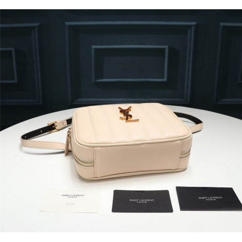 Replica Yves Saint Laurent YSL AAA Messenger Bags #852498 $88.00 USD for Wholesale