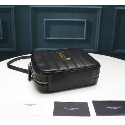 Replica Yves Saint Laurent YSL AAA Messenger Bags #852499 $88.00 USD for Wholesale