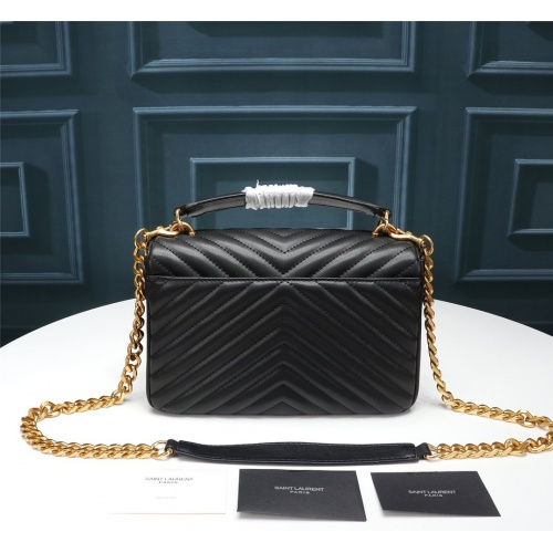Replica Yves Saint Laurent YSL AAA Messenger Bags #852501 $105.00 USD for Wholesale