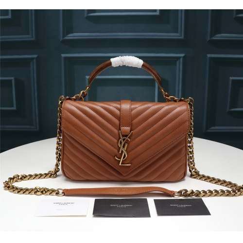 Yves Saint Laurent YSL AAA Messenger Bags #852503 $108.00 USD, Wholesale Replica Yves Saint Laurent YSL AAA Messenger Bags