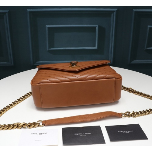 Replica Yves Saint Laurent YSL AAA Messenger Bags #852503 $108.00 USD for Wholesale