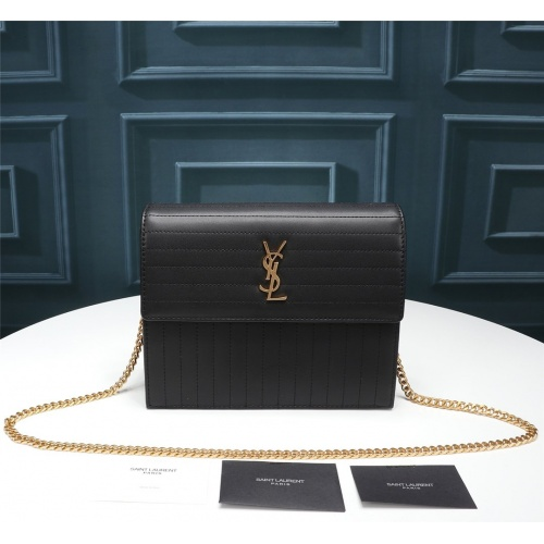 Yves Saint Laurent YSL AAA Messenger Bags #852504 $105.00 USD, Wholesale Replica Yves Saint Laurent YSL AAA Messenger Bags
