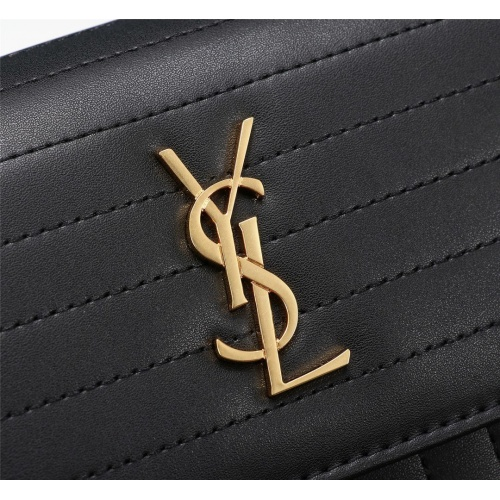 Replica Yves Saint Laurent YSL AAA Messenger Bags #852504 $105.00 USD for Wholesale