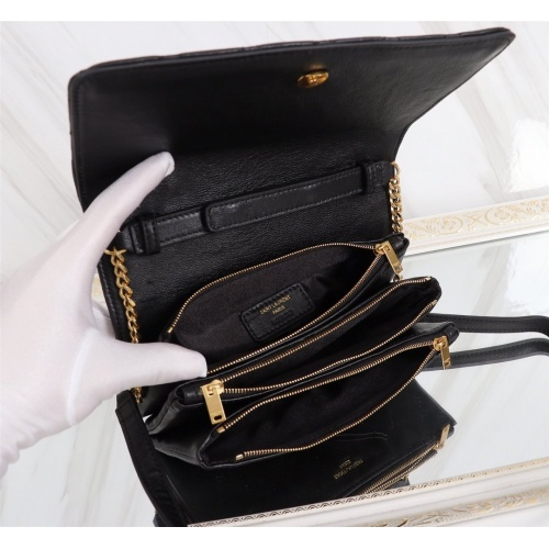 Replica Yves Saint Laurent YSL AAA Messenger Bags #852507 $100.00 USD for Wholesale
