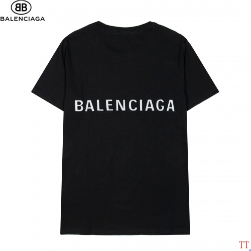 Balenciaga T-Shirts Short Sleeved For Men #852511
