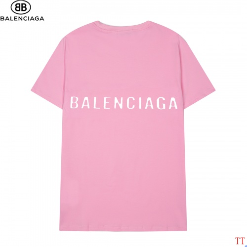 Balenciaga T-Shirts Short Sleeved For Men #852512