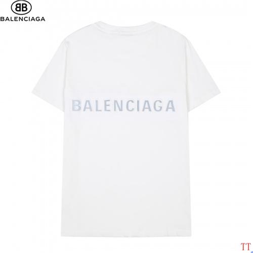 Balenciaga T-Shirts Short Sleeved For Men #852513