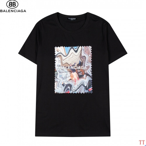 Balenciaga T-Shirts Short Sleeved For Men #852520