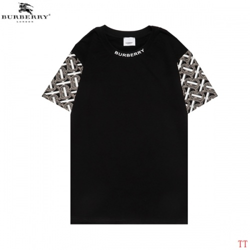 Burberry T-Shirts Short Sleeved For Men #852526