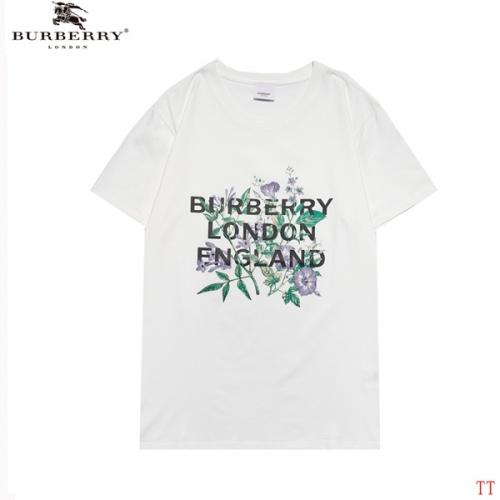Burberry T-Shirts Short Sleeved For Men #852527