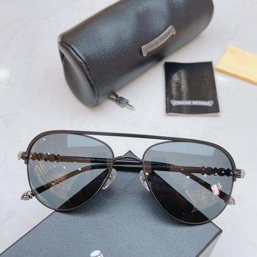Chrome Hearts AAA Quality Sunglasses #852541