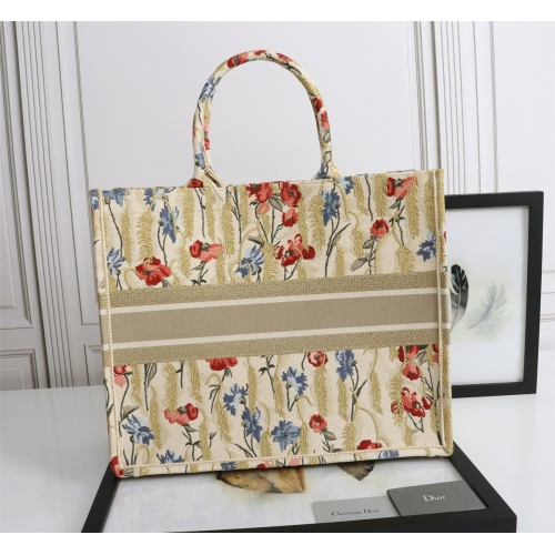 Replica Christian Dior AAA Quality Tote-Handbags For Women #852585 $66.00 USD for Wholesale