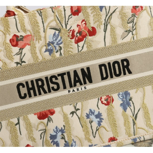 Replica Christian Dior AAA Quality Tote-Handbags For Women #852586 $62.00 USD for Wholesale
