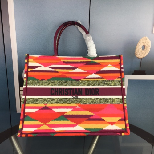 Christian Dior AAA Quality Tote-Handbags For Women #852587 $64.00 USD, Wholesale Replica Christian Dior AAA Handbags