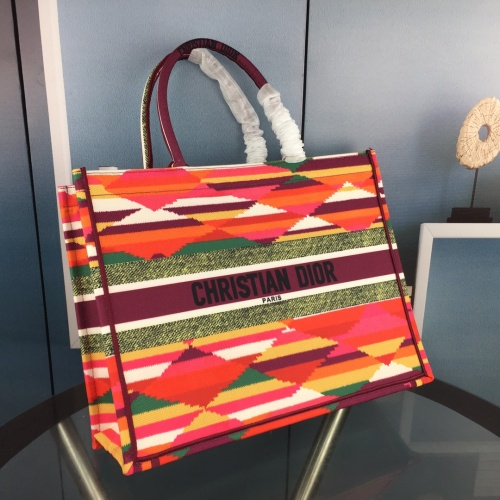 Replica Christian Dior AAA Quality Tote-Handbags For Women #852587 $64.00 USD for Wholesale
