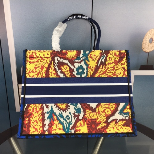 Replica Christian Dior AAA Quality Tote-Handbags For Women #852589 $64.00 USD for Wholesale