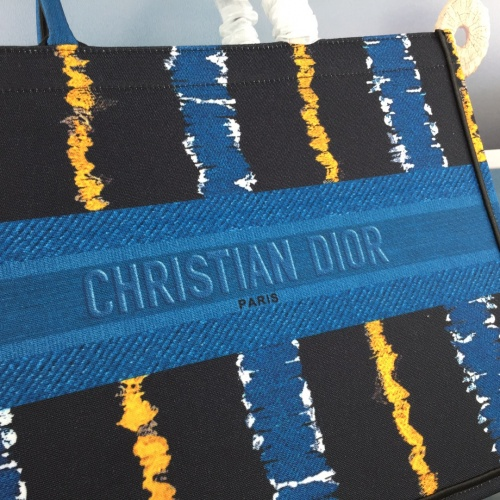 Replica Christian Dior AAA Quality Tote-Handbags For Women #852591 $64.00 USD for Wholesale