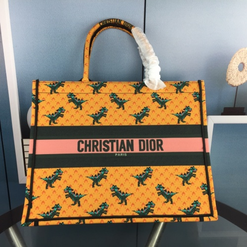 Christian Dior AAA Quality Tote-Handbags For Women #852592