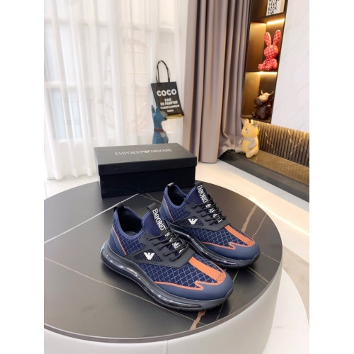 Armani Casual Shoes For Men #852593