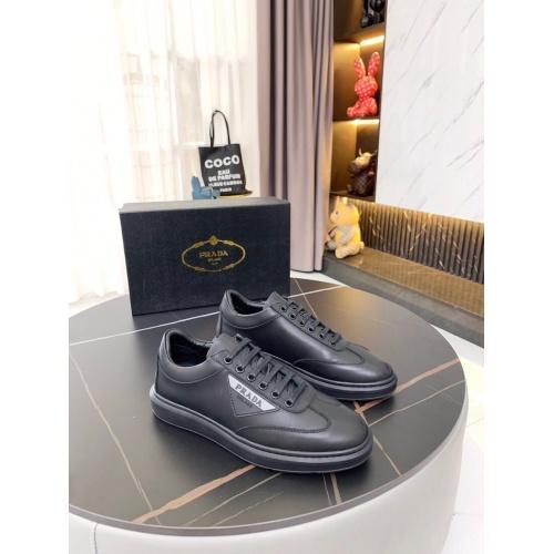 Prada Casual Shoes For Men #852598