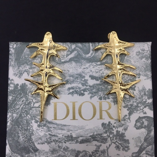 Christian Dior Earrings #852686 $40.00 USD, Wholesale Replica Christian Dior Earrings