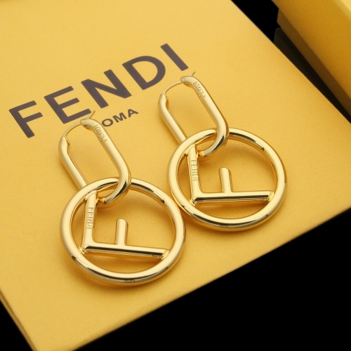 Fendi Earrings #852689