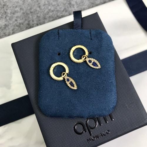 apm Monaco Earrings #852732