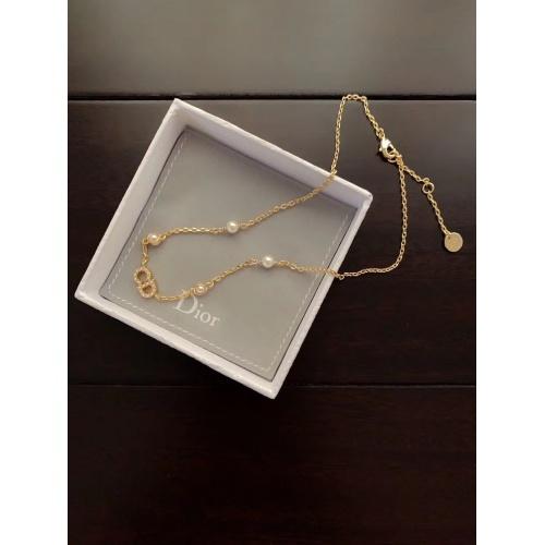 Christian Dior Necklace #852748 $34.00, Wholesale Replica Christian Dior Necklace