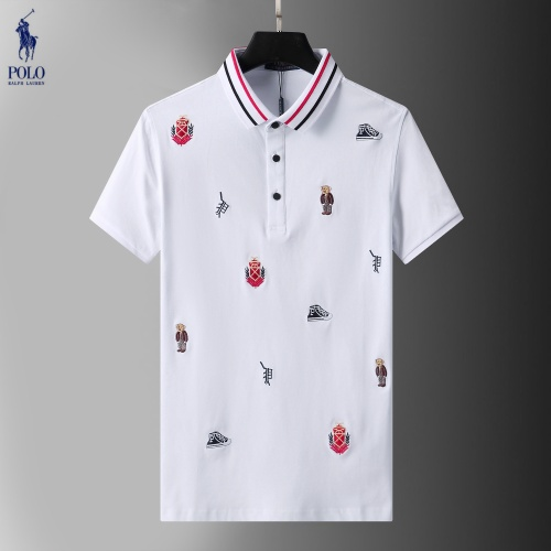 Ralph Lauren Polo T-Shirts Short Sleeved For Men #852752