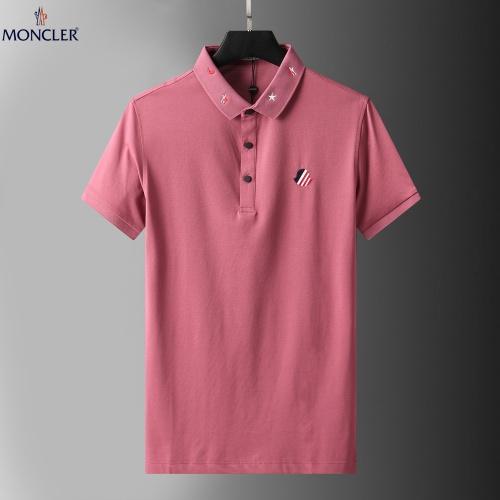 Moncler T-Shirts Short Sleeved For Men #852761