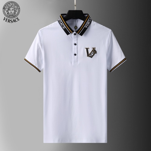Versace T-Shirts Short Sleeved For Men #852766
