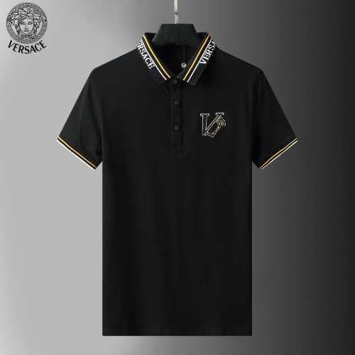 Versace T-Shirts Short Sleeved For Men #852767
