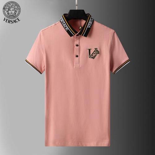 Versace T-Shirts Short Sleeved For Men #852768
