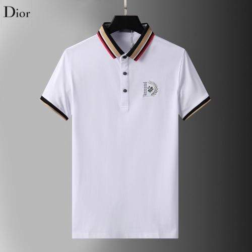Christian Dior T-Shirts Short Sleeved For Men #852776