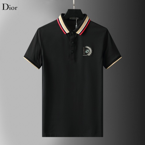 Christian Dior T-Shirts Short Sleeved For Men #852777