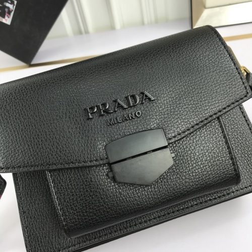 Replica Prada AAA Quality Messeger Bags For Women #852791 $98.00 USD for Wholesale